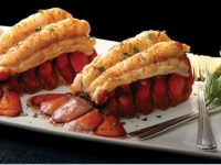 Morton's Dining Deal: Two Lobster Tails $35