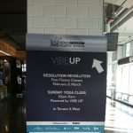 Free fitness classes at Navy Pier
