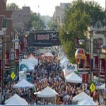 Square Roots Festival July 7-9