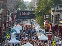 Square Roots Festival July 13-15