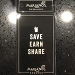 Get free food from Mariano's