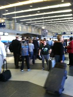 Save time with TSA Precheck