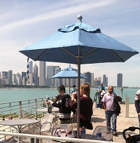 Adler Planetarium Earthfest Celebration