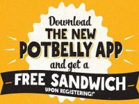 Download Potbelly App Get Free Sandwich