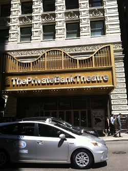 Where to dine near the Private Bank Theater