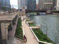 Free event Chicago Riverwalk