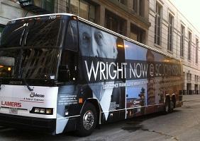 SC Johnson bus