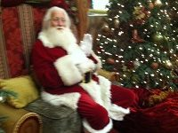 Where to find Santa in Chicago