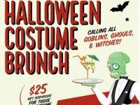 Shaw's Halloween Brunch Deal