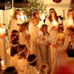 St. Lucia Day Andersonville Dec 13