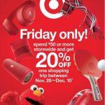 Target Coupon Deal