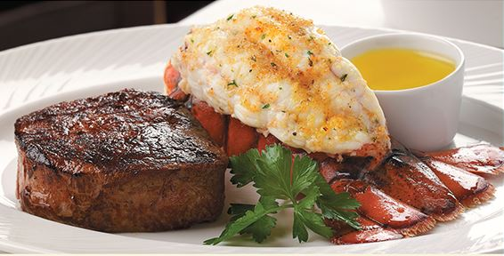 Palm: Sunday Surf and Turf Deal