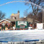 Free WickerICE Rink ice skating
