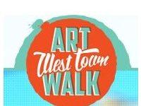 West Town Art Walk Oct 6-7