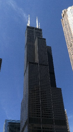 Guide to the Willis Tower Chicago