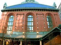 Free movies Harold Washington Library