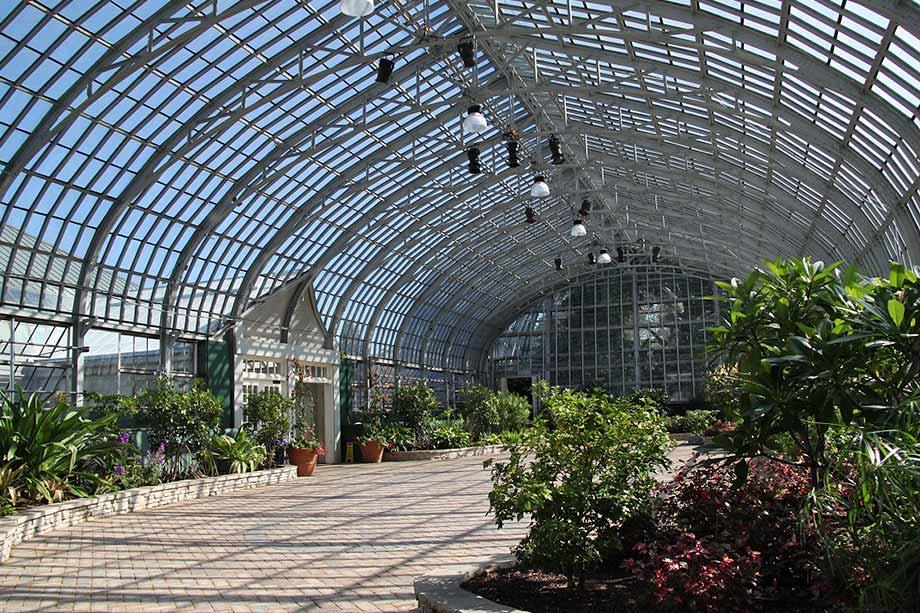 Image result for garfield conservatory