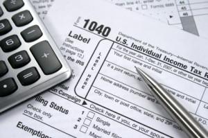 taxes prep
