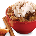 Arby's: Free Cinnamon Apple Crisp with purchase