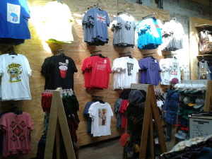 The Urban Outfitters Surplus Store in Lincoln Park is an outlet store that receives merchandise from the entire chain sold at great prices.