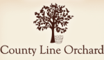 Community garden plots at County Line Orchard in NW Indiana